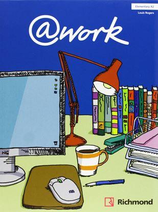 Imagen de @WORK 1 STUDENT'S BOOK A2