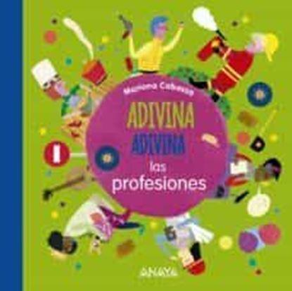 Imagen de ADIVINA, ADIVINA, LAS PROFESIONES